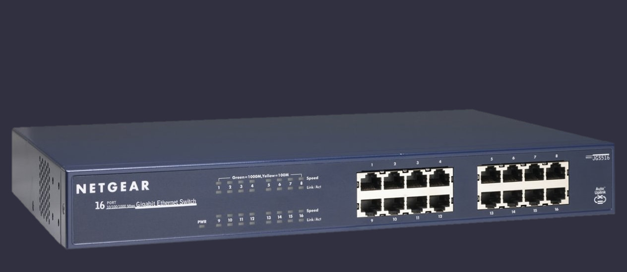 Netgear 16 Port Switch